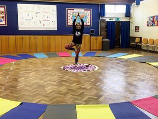 February  Yoga-Tastic Week!