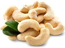Cashew kernels fom Senegal, Guinea Bissau and Cote d'Ivoire