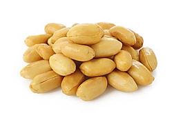 Roasted salty peanuts, Senegal, West Africa