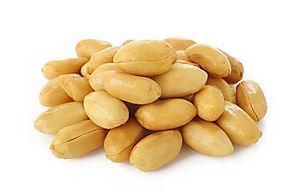 Salty Roasted Peanuts, Senegal, West Africa