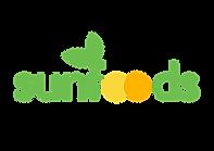 Voici le logo du goupe SUNFOODS