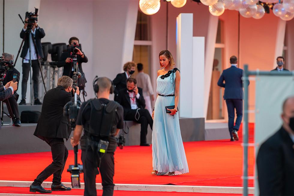 Olivia Gama - 77ª Mostra internazionale d'arte cinematografica di Venezia.