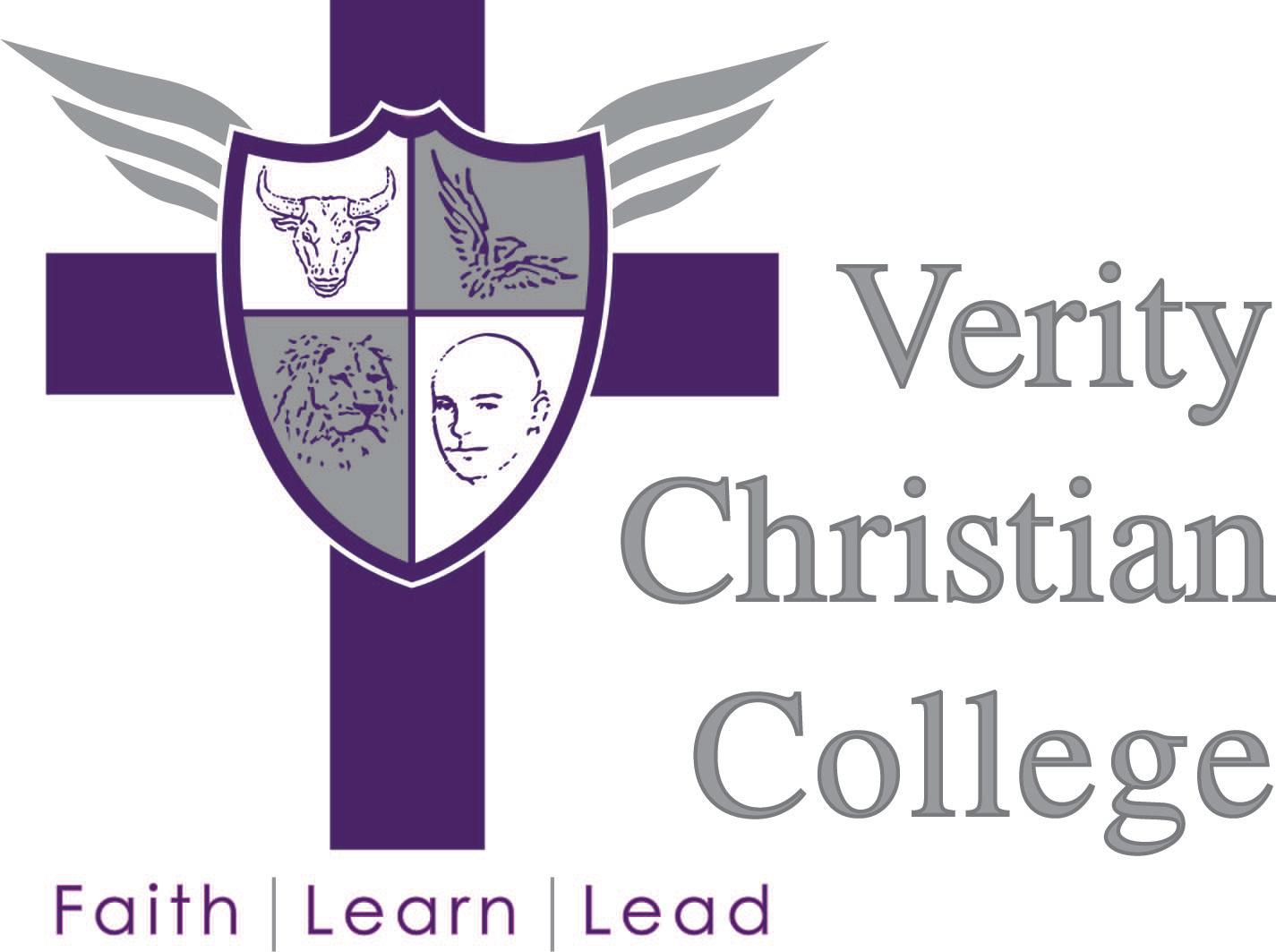 Verity Christian College Logo