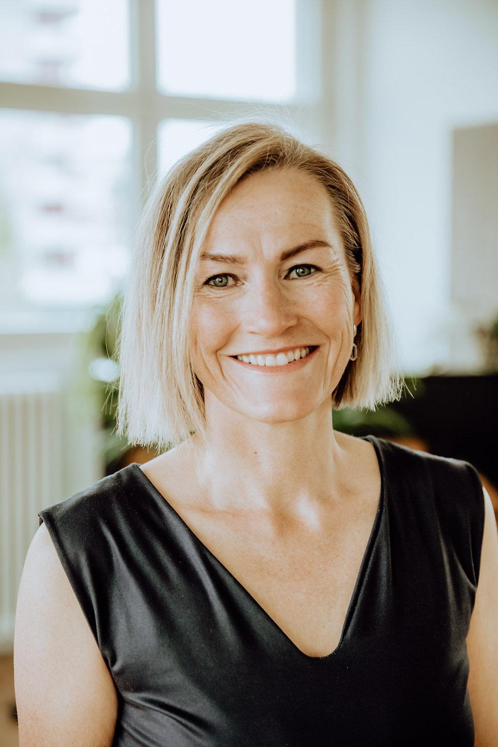 Frau, Isabelle Wyss