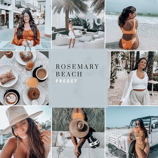 ROSEMARY BEACH PRESET