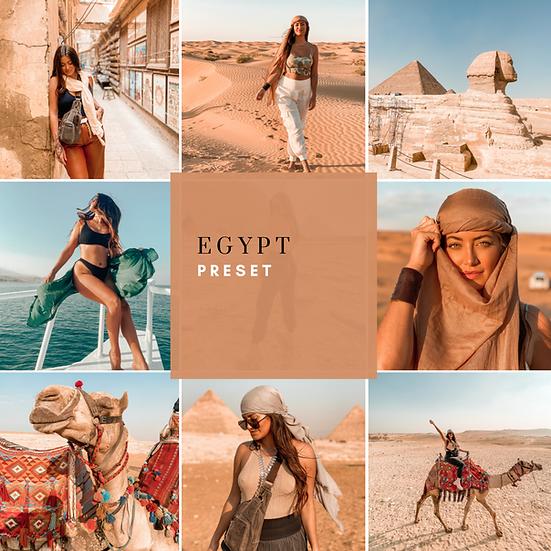 EGYPT PRESET