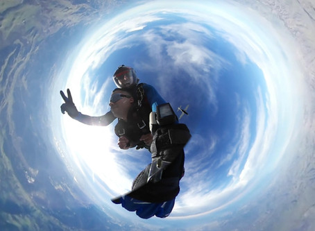 Can I get a video of my skydive?