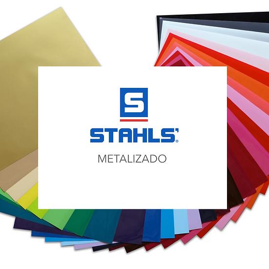 Vinilo Textil Stahls Metalizado Brillante