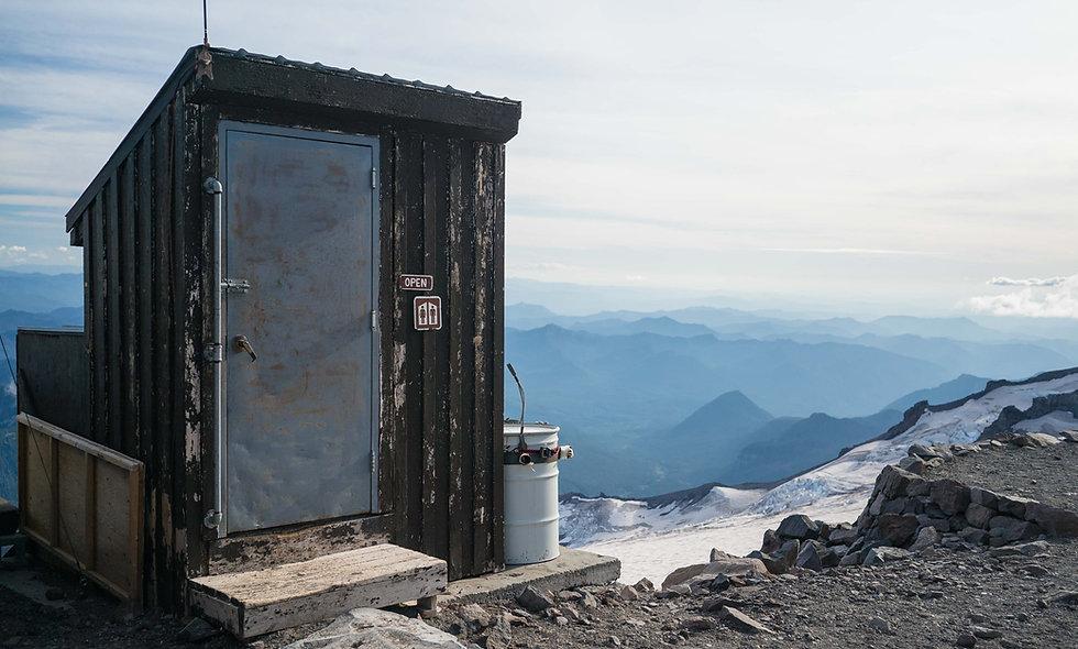 Camp Muir | Mt. Rainier National Park, WA