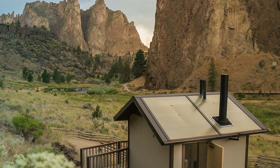 Smith Rock State Park, OR