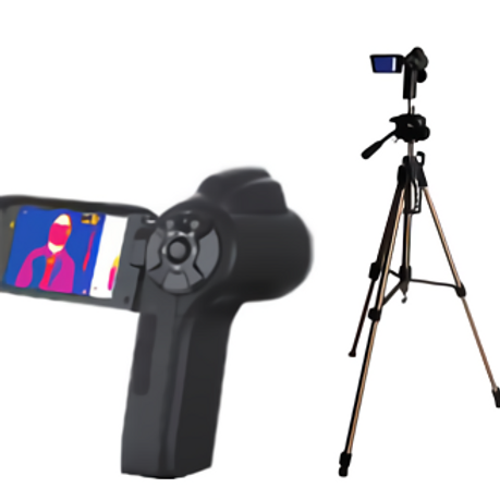 Infrared Body Surface Temp Screening Camera