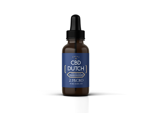 CBD DUTCH 2.5%