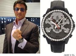 Stallone-Jacob-Diamond-Watch