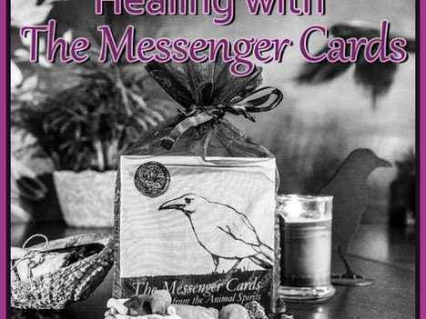 Healing with The Messenger Cards