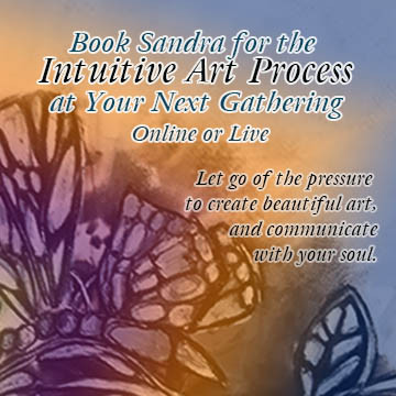 Book Sandra for the Intuitive Art Process
