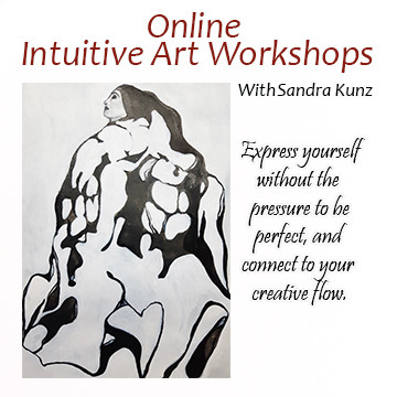 Online Intuitive Art Workshops