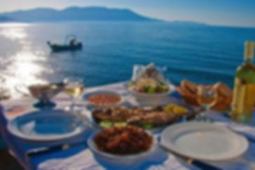 Loutsa restaurant menu