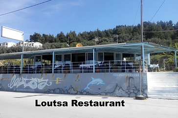 loutsa rstauant contact with us