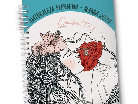 Agenda Naturaleza Femenina 2019