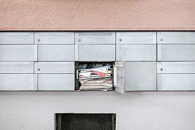 Casillas de correo