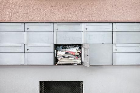 Boîtes e-mails