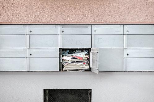 Réexpédition courrier
