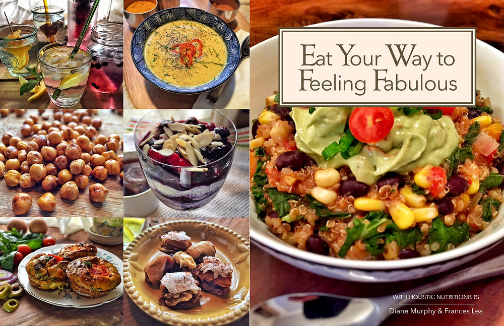 Eat Your Way to Feeling Fabulous book