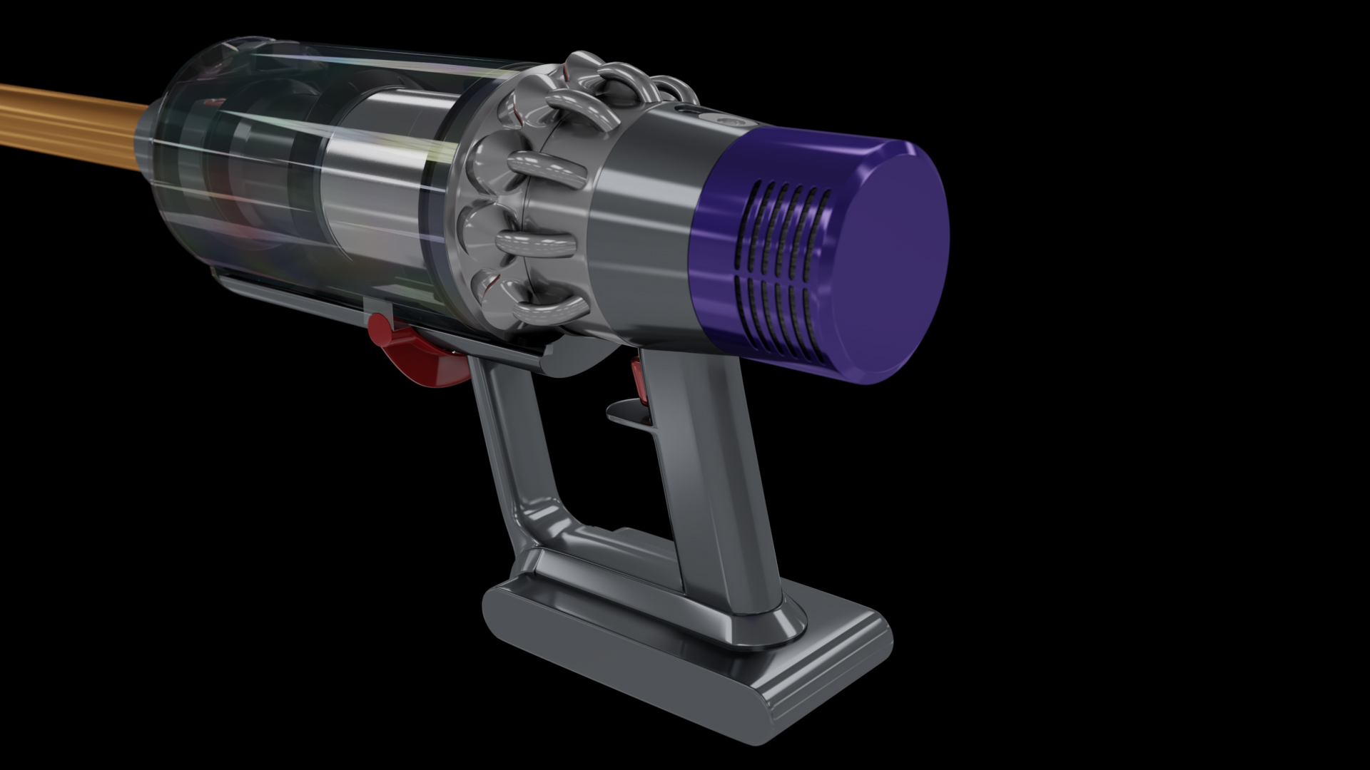 Dyson Cyclone V10 Absolute View 3