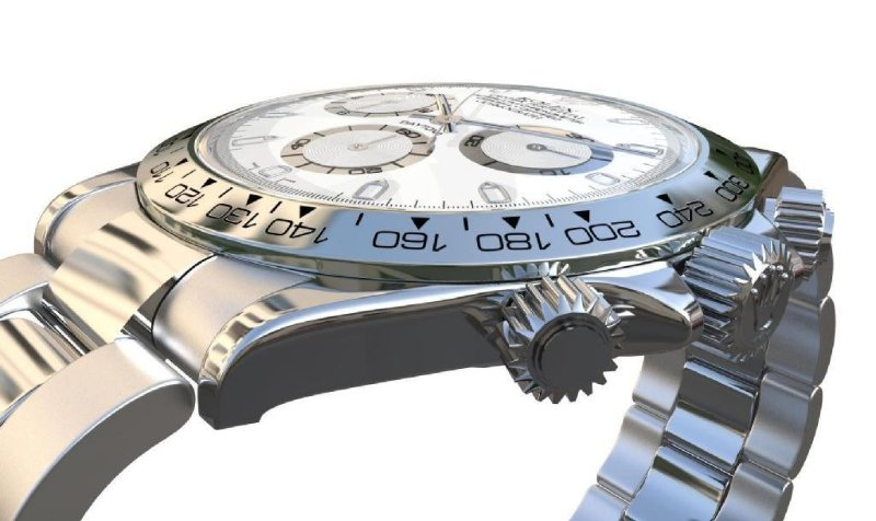 Rolex Daytona View 3