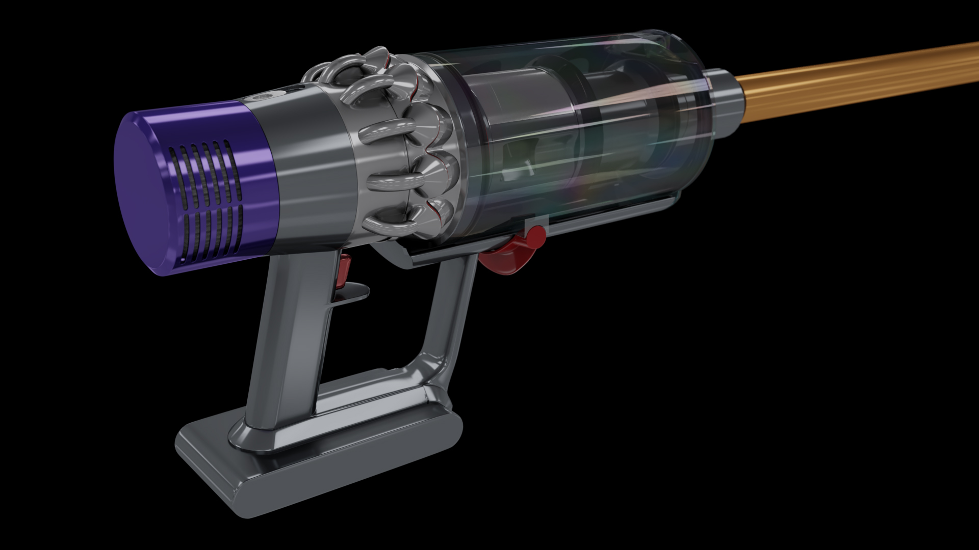 Dyson Cyclone V10 Absolute View 1
