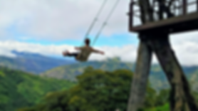 Banos, Rope Swing Banos, Ecuador, Backpacking Ecuador, Solo-Travel Ecuador, Solo-Female Travel