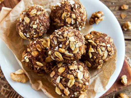 Choc Peanut Butter Energy Balls