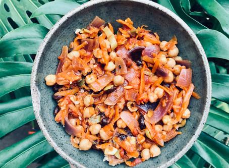 Tasy Vegan Bean Chilli