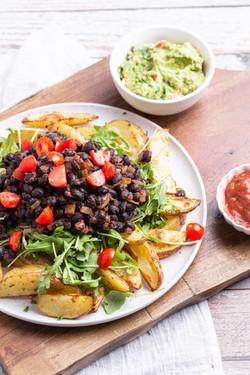 Healthy Vegan Nachos_