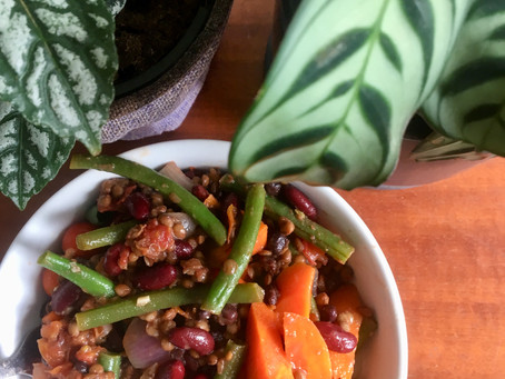 Hearty 3 Bean Recipe