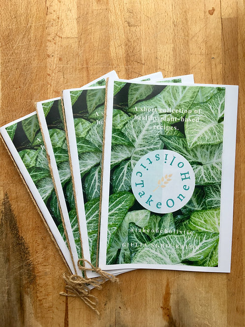Plant Based Recipe Booklet