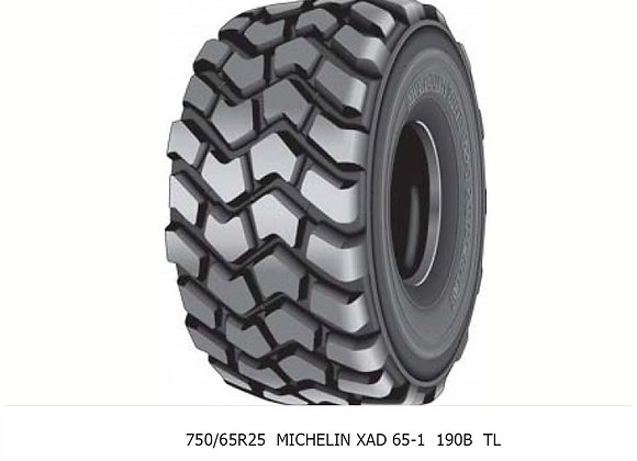 750/65R25  MICHELIN XAD 65-1 190B