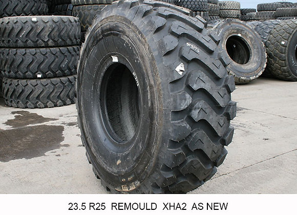 23.5R25	REMOULD  XHA2  NEW