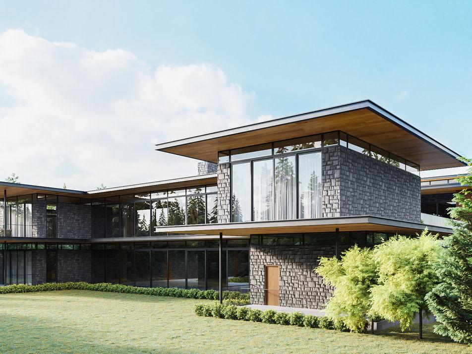 Villa in Africa