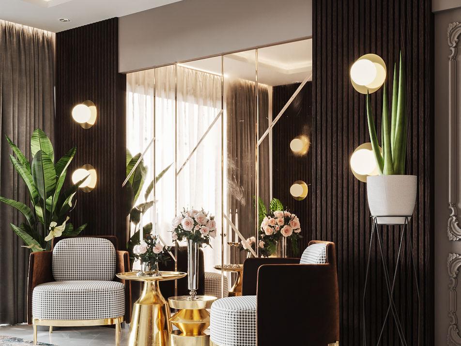 Luxury 1BHK apartment