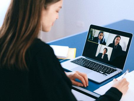 Online Webinars - Are they here to stay?