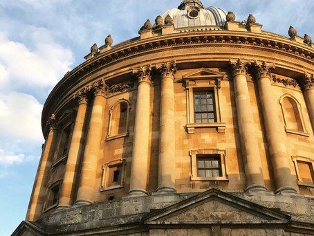 Study Abroad Diaries - My Life in Oxford