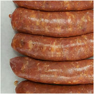 Pugliese Brothers Hot Link Sausage