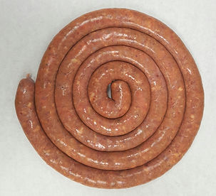 Mild Hot Rope Sausage - Pugliese Brothers