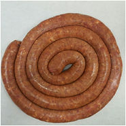 Pugliese Brothers Italian Rope Sausage