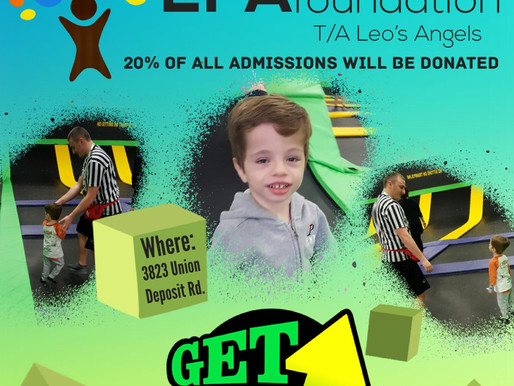 April 19th Get Air Fundraiser