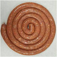 Pugliese Brothers Hot Rope Sausage