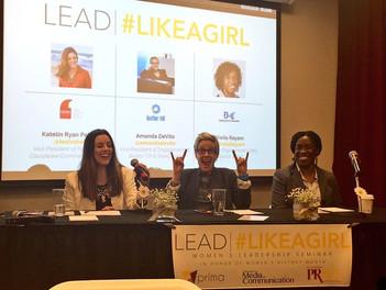 Leading #LikeAGirl Recap