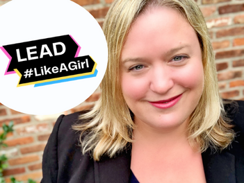 Lead #LikeAGirl 2021: How Women Can Lift Each Other As They CLIMB: Talya Meyerowitz