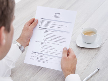 Writing Your Resume: Keep it Short & Sweet